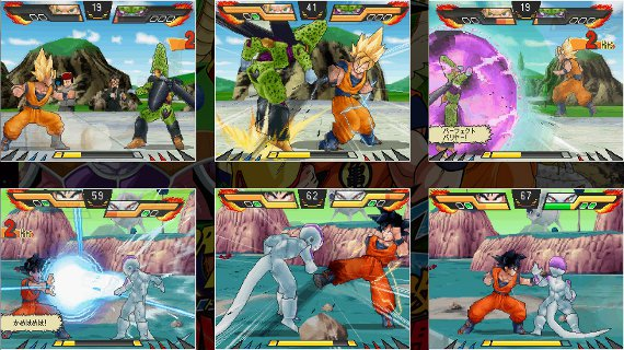 Dragon Ball Kai - Ultimate Butouden (J) ROM < NDS ROMs | Emuparadise