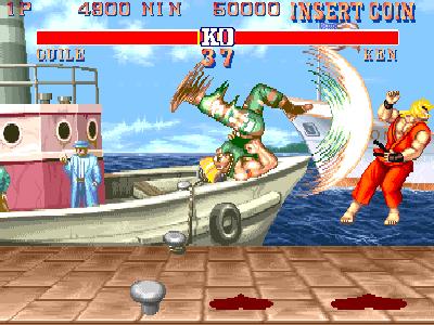 Street Fighter II (rev 2) ROM < MAME ROMs | Emuparadise