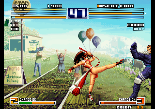 The King of Fighters 2003 (NGM-2710) ROM < MAME ROMs | Emuparadise
