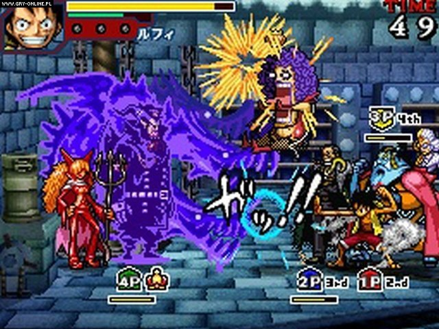 one piece gigant battle ds fr