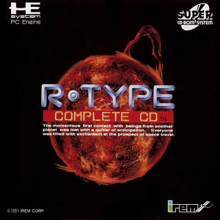 R-Type Complete CD (NTSC-J) ISO < PCECD ISOs | Emuparadise