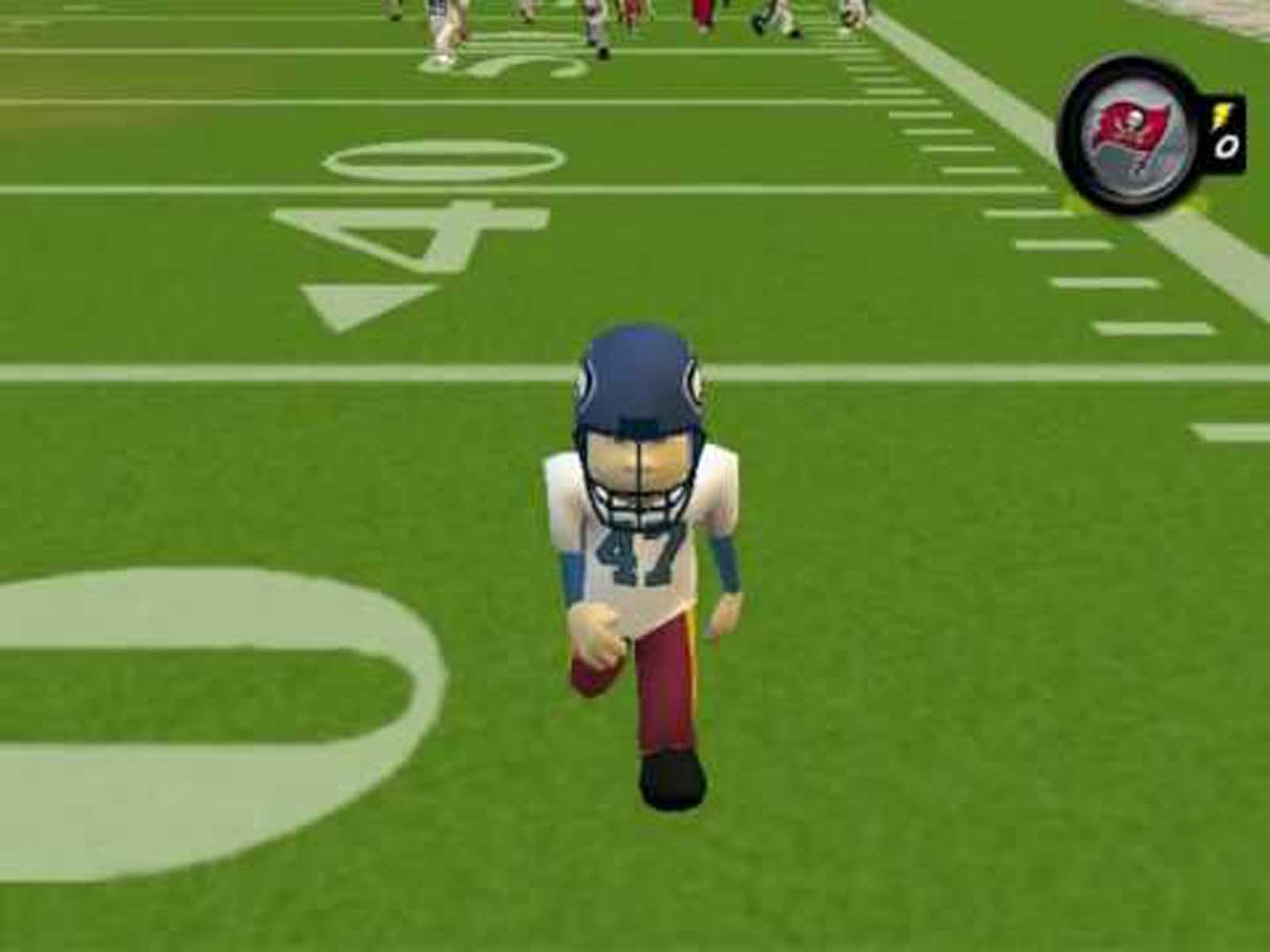 Backyard Football '09 (USA) ISO Download
