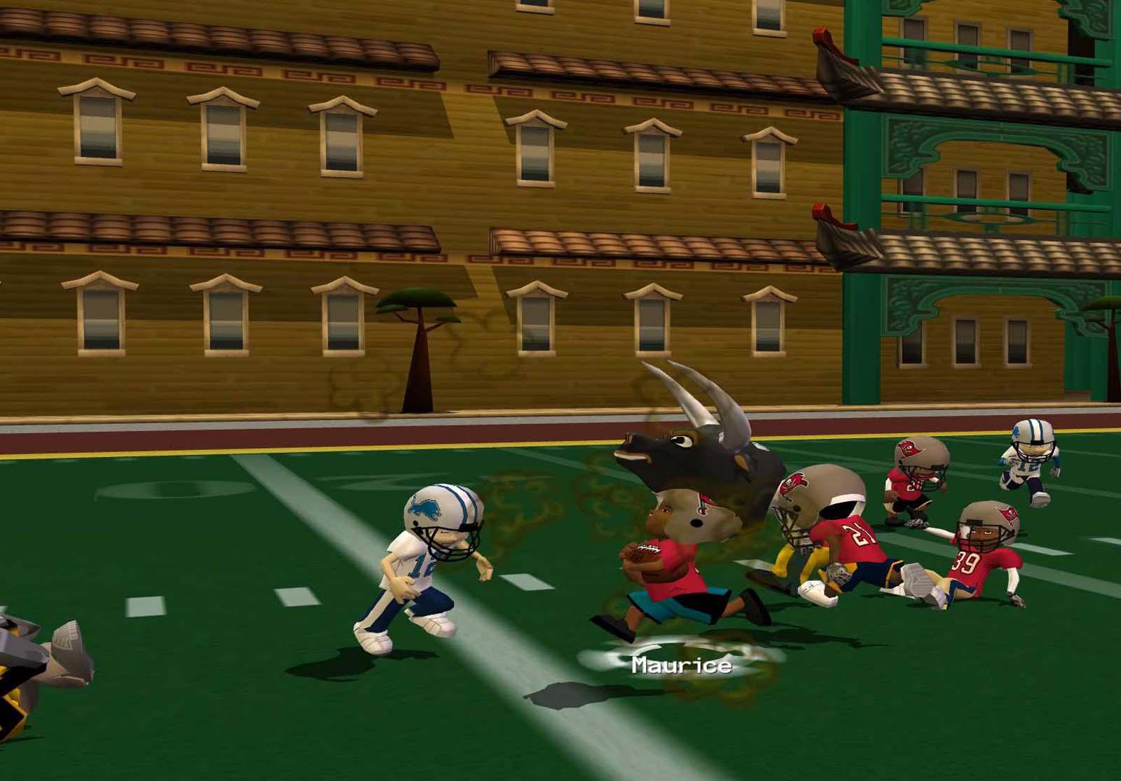 Backyard Football '10 (USA) ISO Download