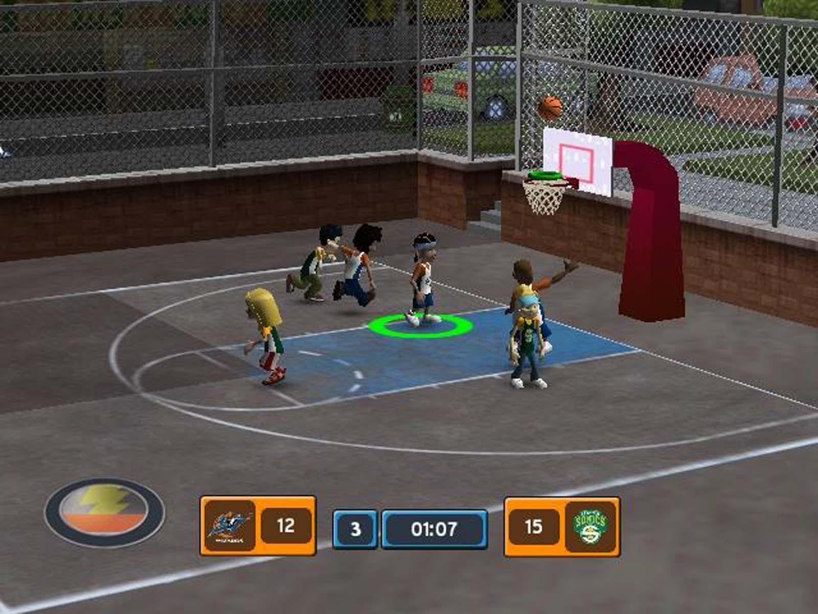 backyard sports basketball 2007 usa iso u003c ps2 isos emuparadise