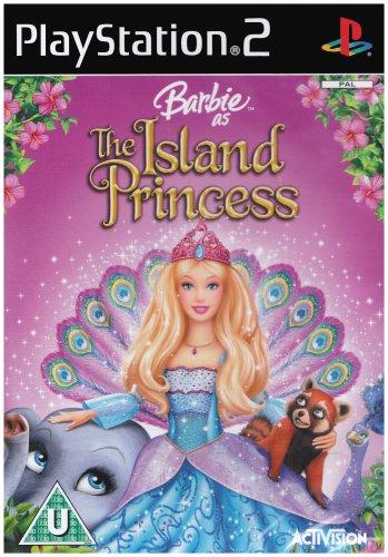 Barbie As The Island Princess USA ISO PS2 ISOs