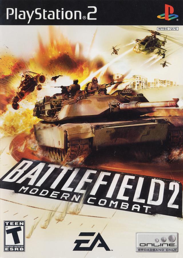 Battlefield 2 - Modern Combat (2005) PS2
