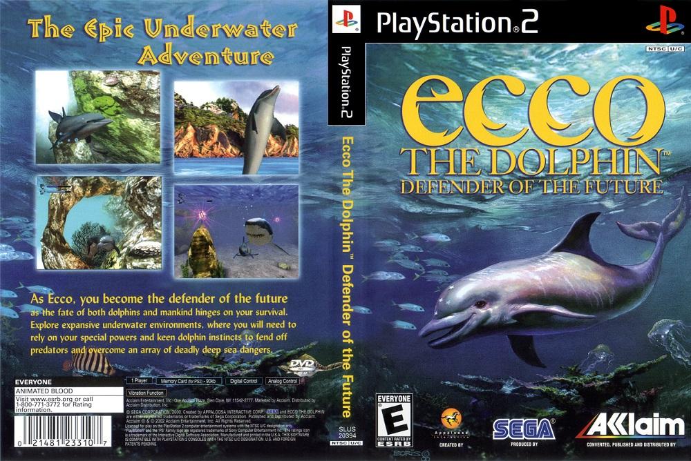 Скачать экко дельфин на пк