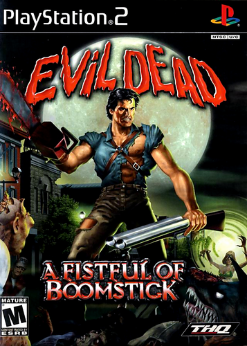 Evil Dead - A Fistful of Boomstick (USA) ISO < PS2 ISOs | Emuparadise