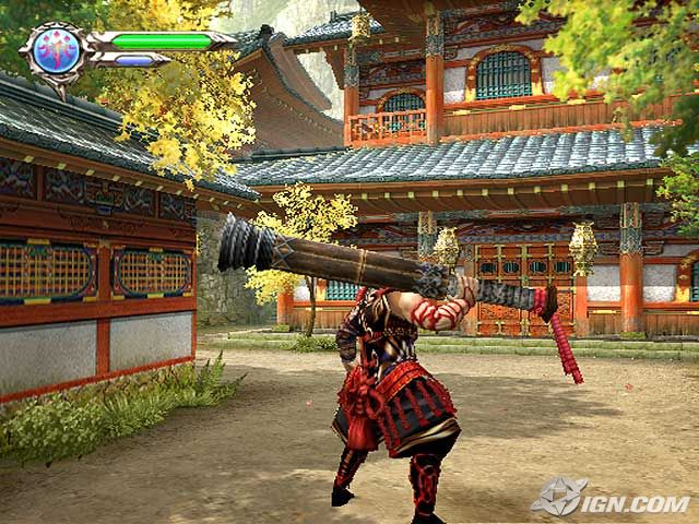 Top Japanese Pc Games : Genji dawn of the samurai usa iso