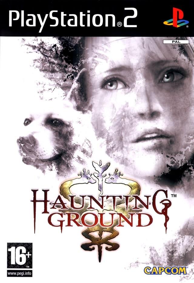 Haunting Ground (USA) ISO < PS2 ISOs   Emuparadise