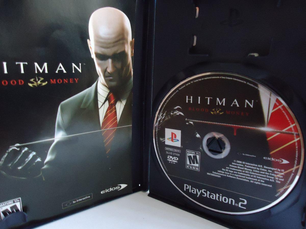 Hitman - Blood Money (USA) ISO < PS2 ISOs | Emuparadise
