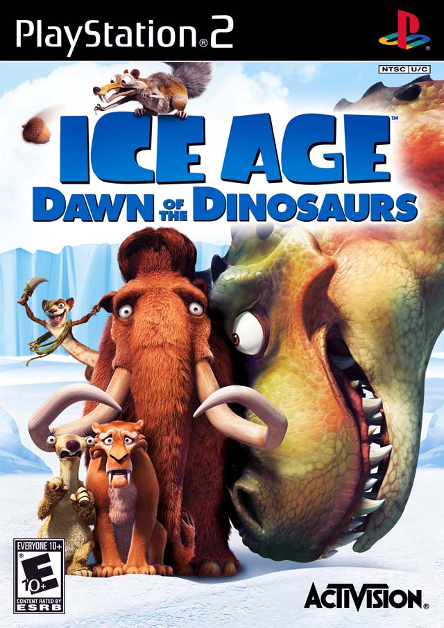 Ice Age: Dawn of the Dinosaurs Walkthrough | Part 1 ...