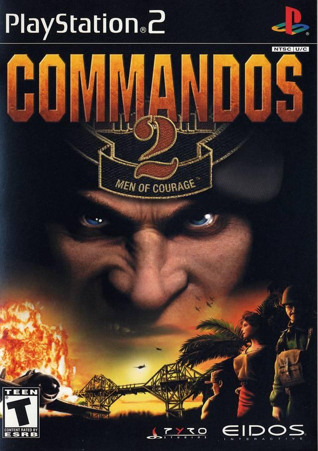 скачать игру коммандос 2 через торрент бесплатно на компьютер - фото 9