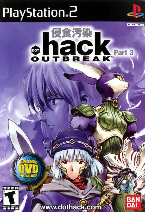 Dot Hack Part 3 - Outbreak (USA) (En,Ja) ISO < PS2 ISOs | Emuparadise