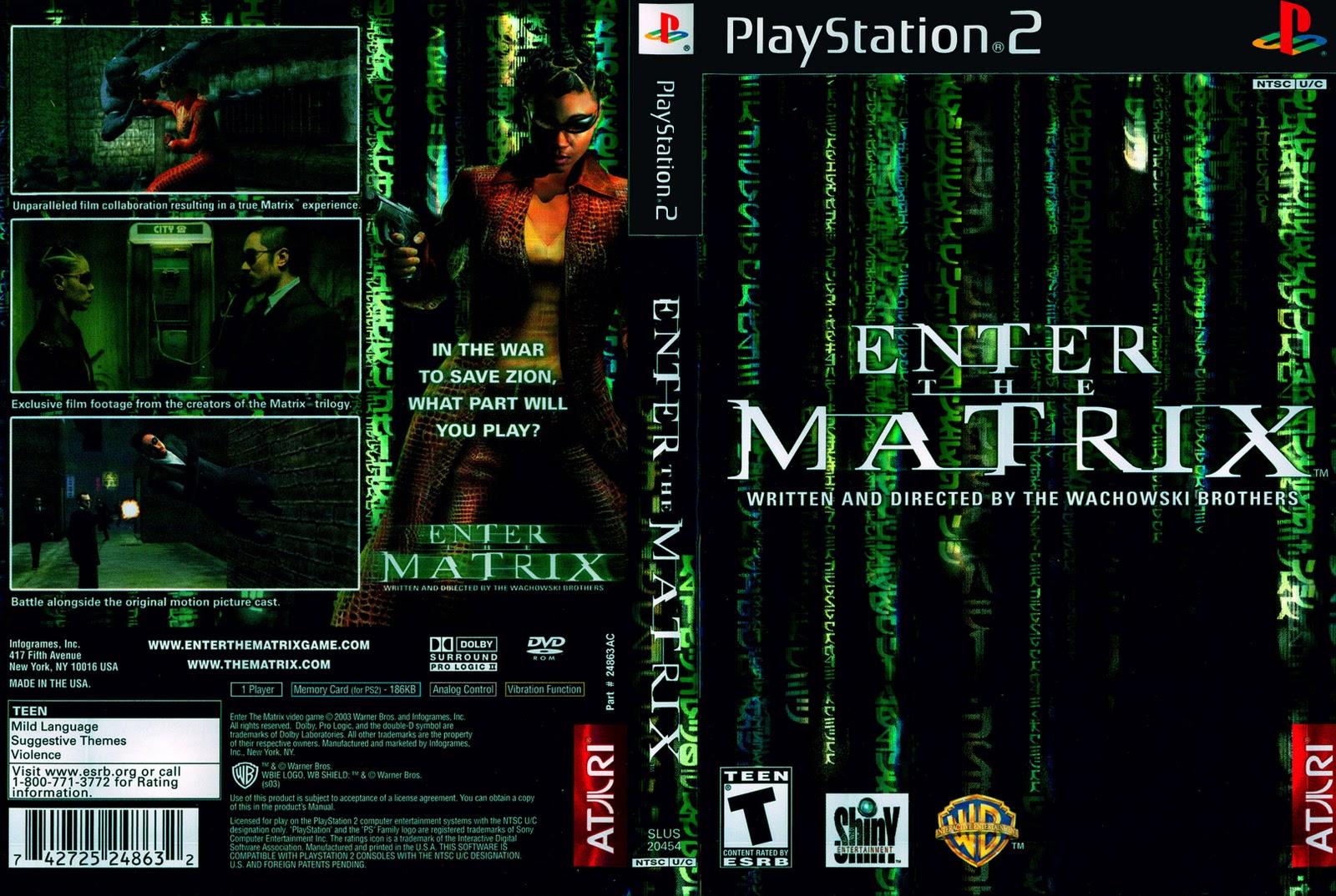 Enterthematrix