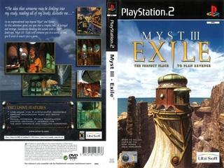 myst iii exile usa iso ps2 isos emuparadise