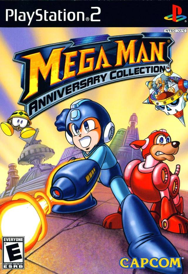 Mega Man Anniversary Collection (USA) ISO < PS2 ISOs | Emuparadise
