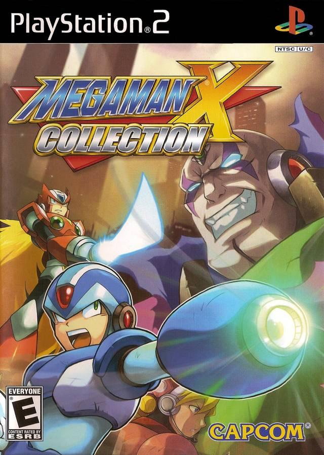 Programa 10x24 (28-04-2017) 'Horizon Zero Dawn'  150674-Mega_Man_X_Collection_(USA)-1