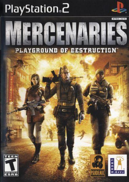 Скачать Игру Mercenaries 1 На Пк Через Торрент img-1