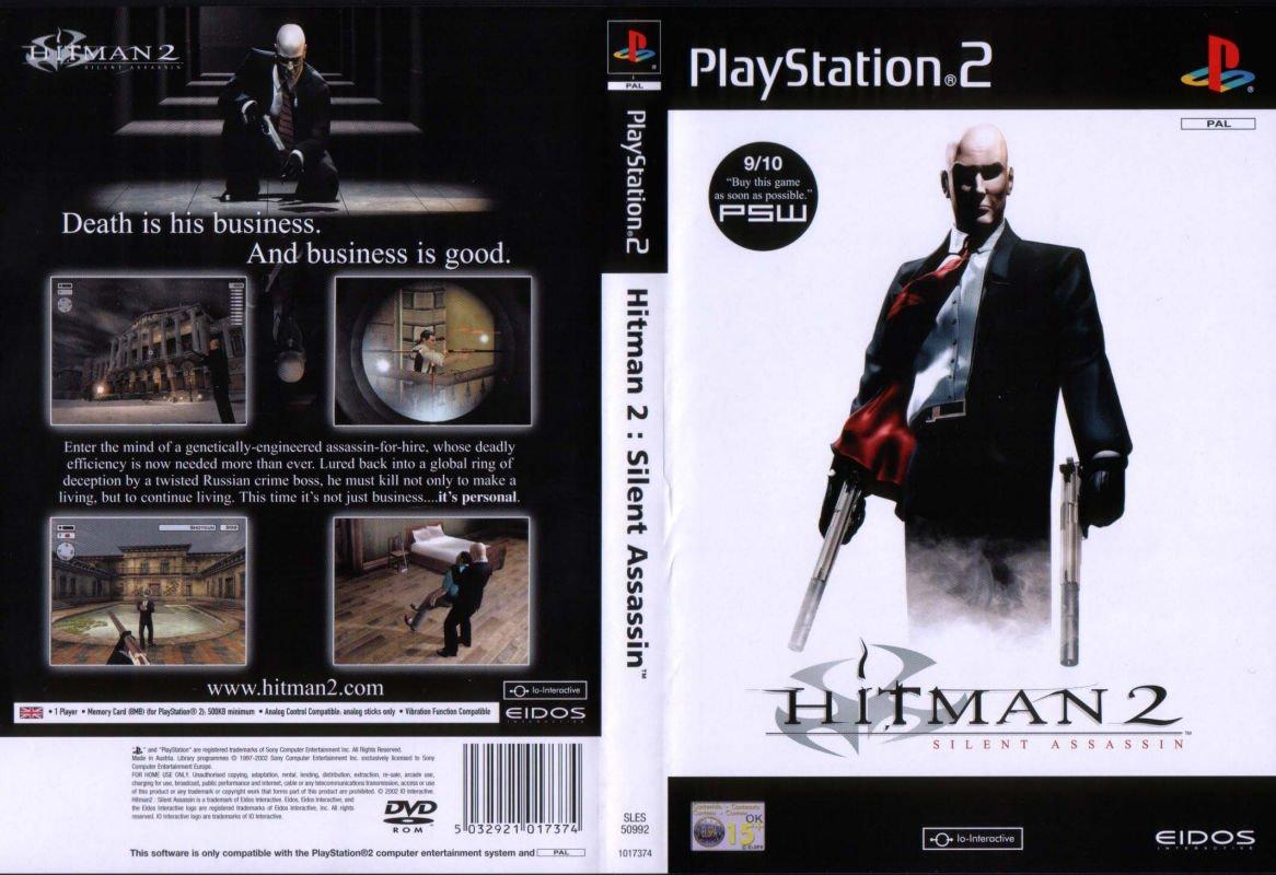 Hitman 2 Silent Assassin Usa V3 01 Iso Ps2 Isos Emuparadise