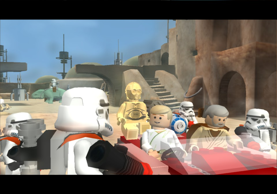 lego star wars original trilogy  full version