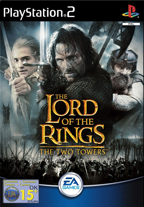 The Lord Of The Rings 2 Lord Of The Rings The  The Two Towers Usa Iso  Ps2 Isos
