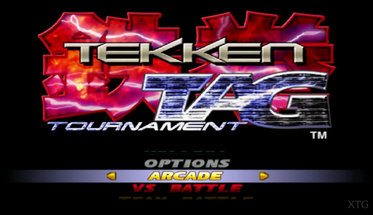 Tekken Tag Tournament (USA) ISO Download < PS2 ISOs