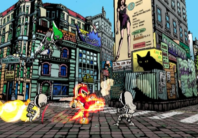 Viewtiful Joe (USA) ISO < PS2 ISOs | Emuparadise
