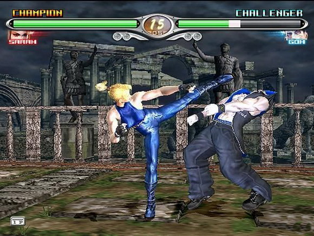 Virtua Fighter 4 Evolution Usa Iso Ps2 Isos Emuparadise