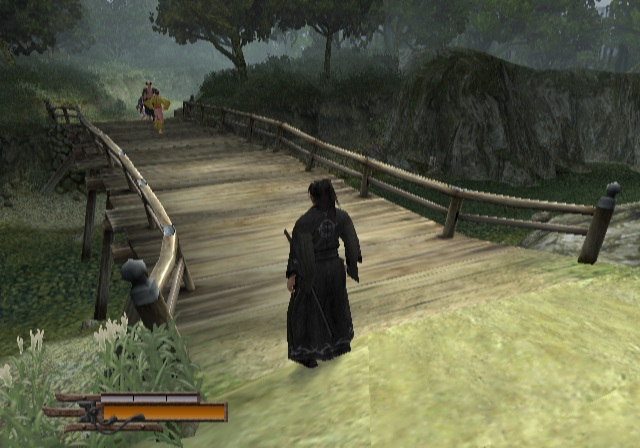 shinobido way of the ninja ps2 iso ntsc