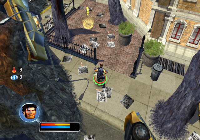 X men legends ii: rise of apocalypse ps2 rom & iso playstation.