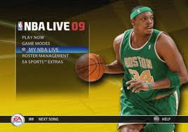 nba live 2009 free download pc full version