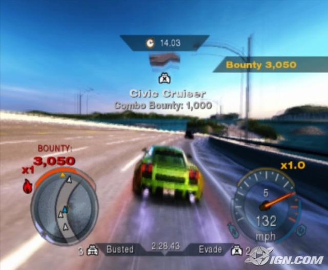 jogo need for speed undercover ps2