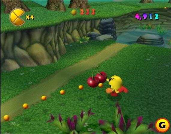 Pac Man Playstation >> Pac Man World 2 Usa Iso Ps2 Isos Emuparadise