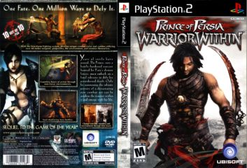 jogo prince of persia the two thrones ps2