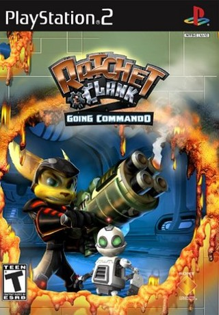 Ratchet Clank Going Commando Usa Iso Ps2 Isos Emuparadise