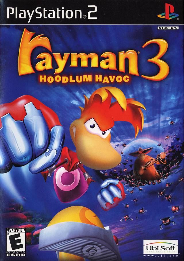 Rayman 3 - Hoodlum Havoc (USA) (En,Fr,De,Es,It) ISO < PS2