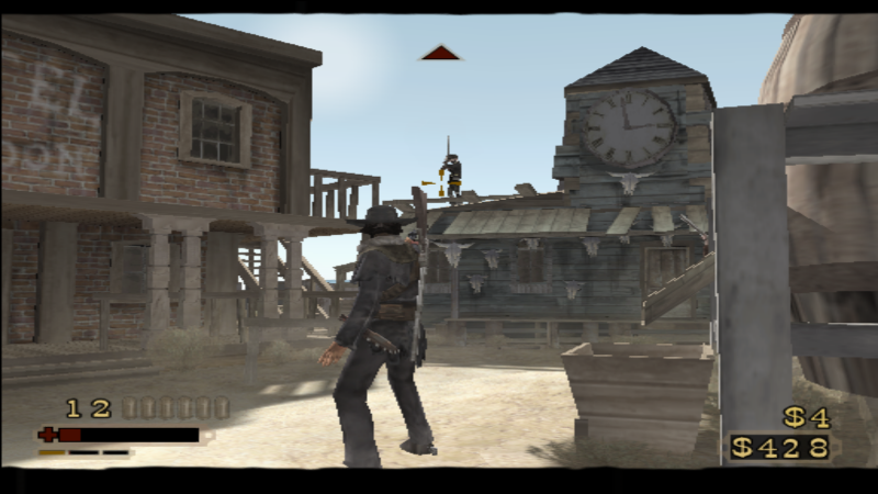 Red Dead Revolver (USA) ISO < PS2 ISOs | Emuparadise