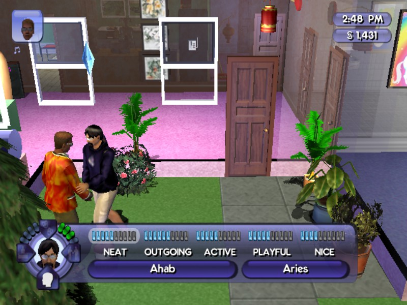The Sims Bustin' Out PS2 Cheats - Neoseeker