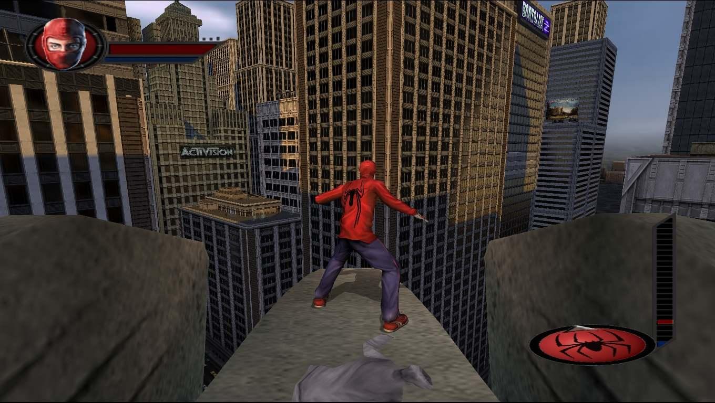 ps4 بازی مرد عنکبوتی