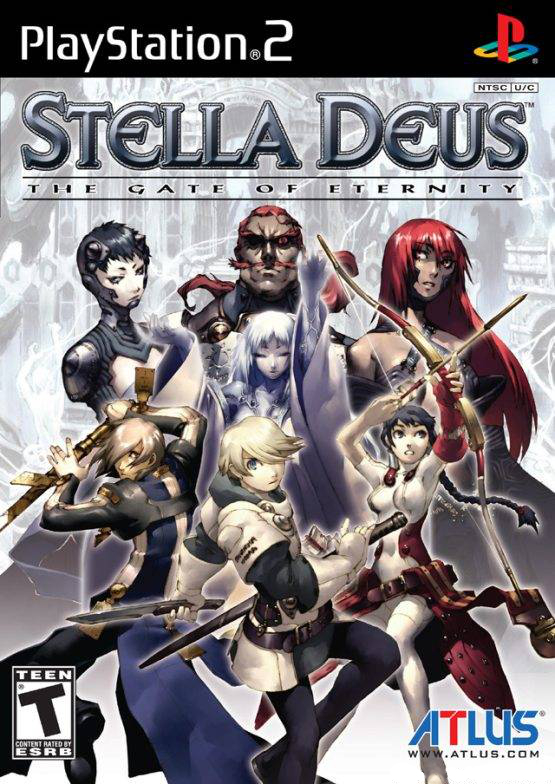 Stella Deus - The Gate of Eternity (USA) ISO < PS2 ISOs | Emuparadise