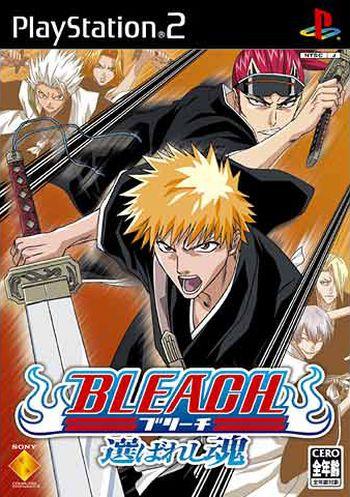 [Top 10] Melhores Jogos Baseados em Animes 151558-Bleach_-_Erabareshi_Tamashi_(Japan)-1