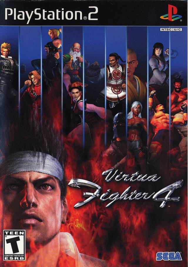 Virtua Fighter 4 Japan Iso Ps2 Isos Emuparadise