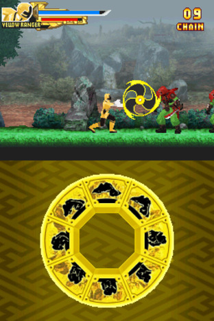 Power rangers samurai u rom nds roms emuparadise screenshot thumbnail media file 5 for power rangers samurai u voltagebd Choice Image