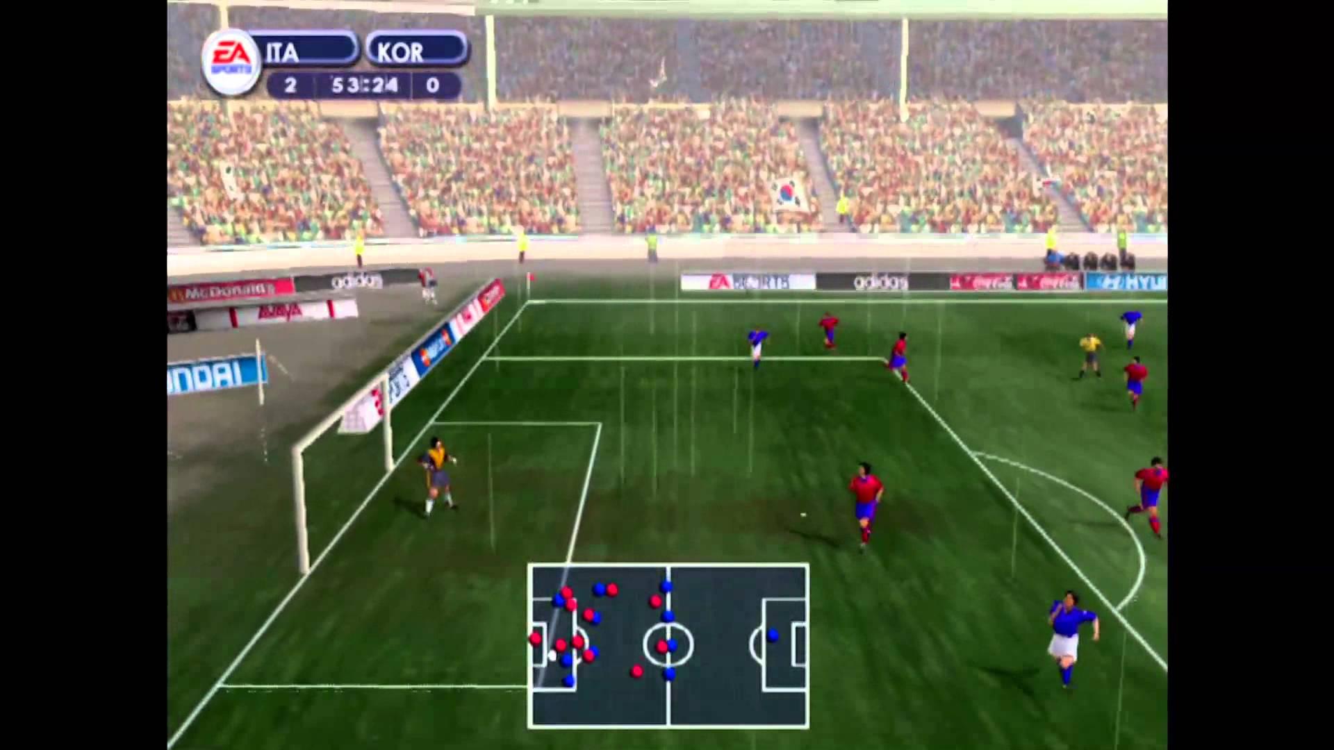 2002 FIFA World Cup Korea Japan (Italy) ISO < PS2 ISOs