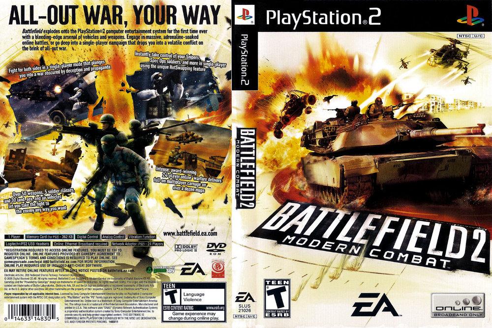 Battlefield 2 - Modern Combat (Europe) (En,Es,Nl,Sv) (v2 01