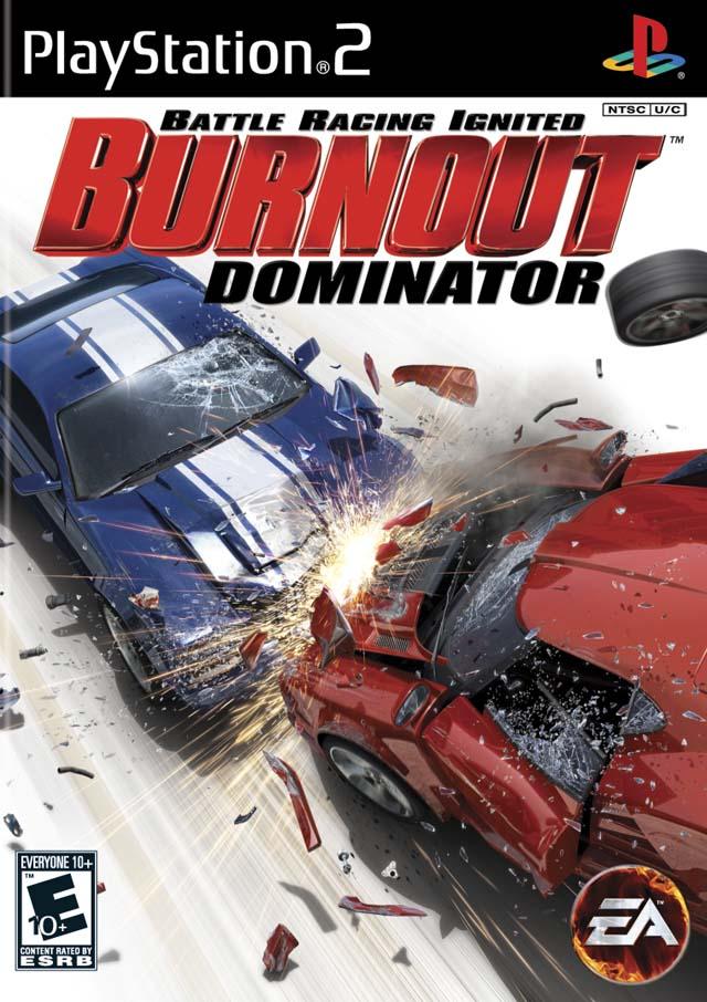 Burnout Dominator (Europe) (En,Fr,De,Es,It) ISO < PS2 ISOs