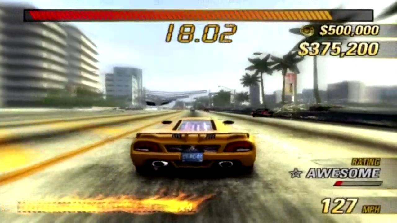 Burnout Revenge (Europe) (En,Fr,De) ISO < PS2 ISOs | Emuparadise