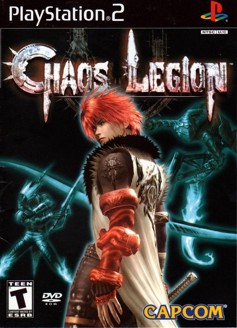 Chaos Legion (Europe) (En,Fr,De,Es,It) ISO < PS2 ISOs | Emuparadise