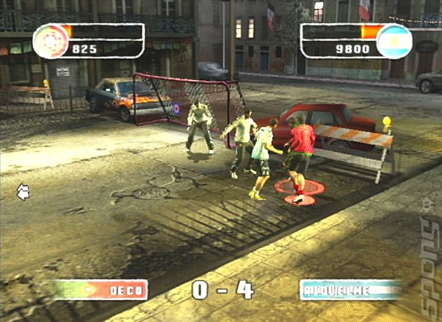 Fifa street 2 games online casino royale filming in venice